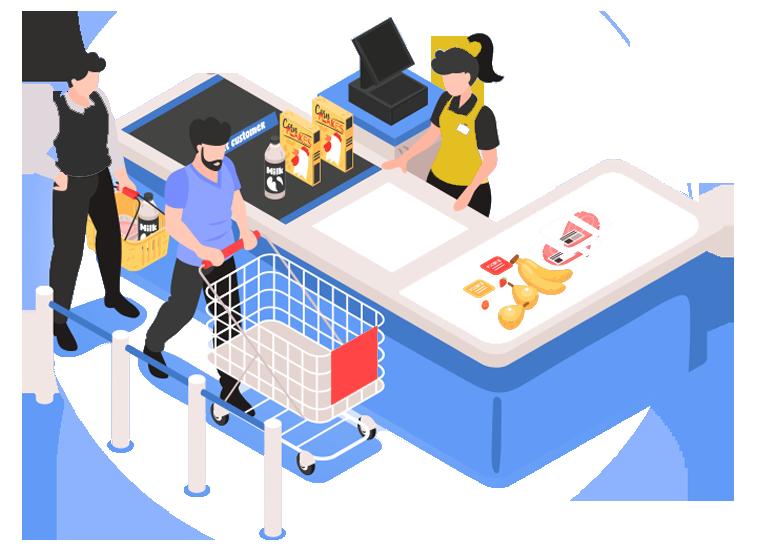 Super Market Management Software