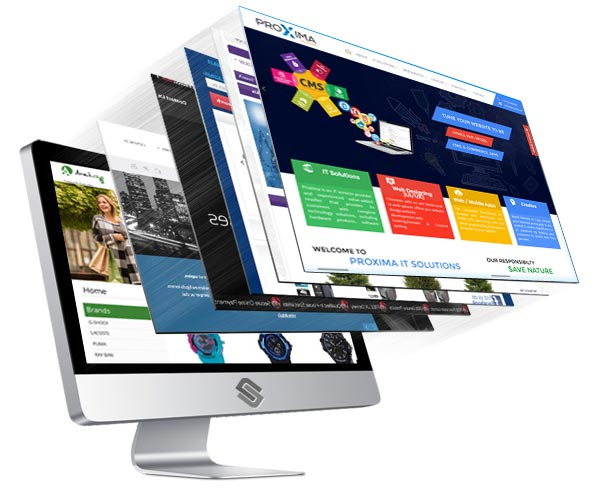 Website Redesigning Services